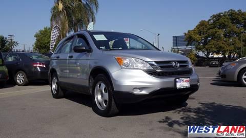 2010 Honda CR-V for sale in Fresno, CA