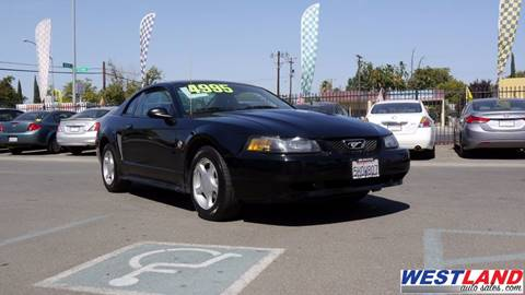 2004 Ford Mustang for sale in Fresno, CA
