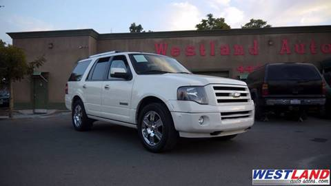 2008 Ford Expedition for sale in Fresno, CA