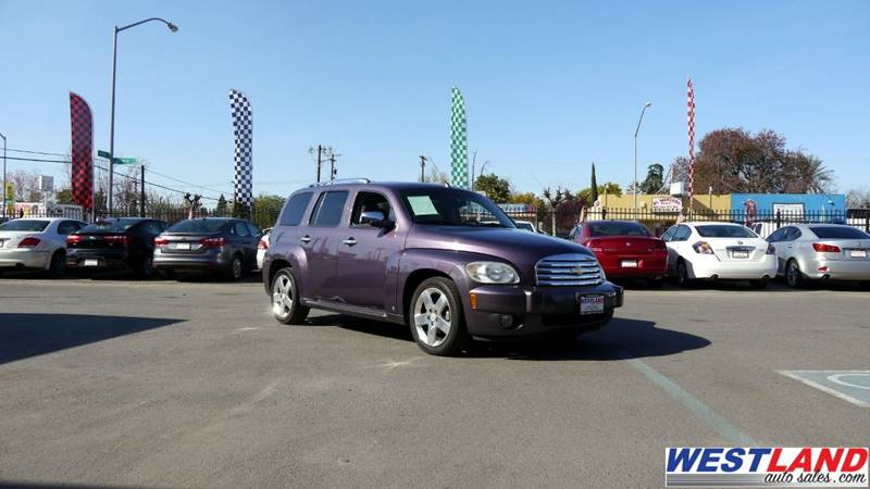 2006 Chevrolet HHR For Sale At WESTLAND AUTO SALES In Fresno CA