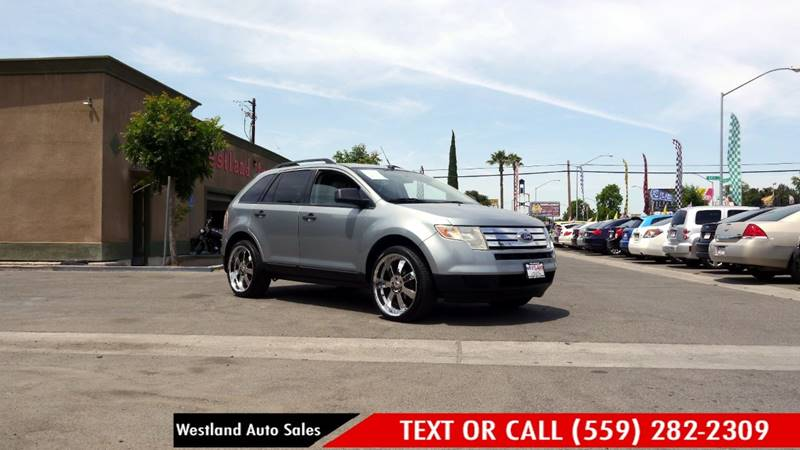 Ford Edge For Sale At Westland Auto Sales In Fresno Ca