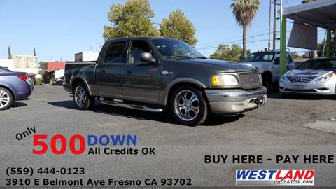 Cars For Sale in Fresno, CA - WESTLAND AUTO SALES