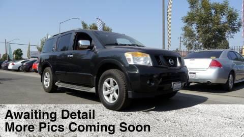 2010 Nissan Armada for sale at Westland Auto Sales in Fresno CA