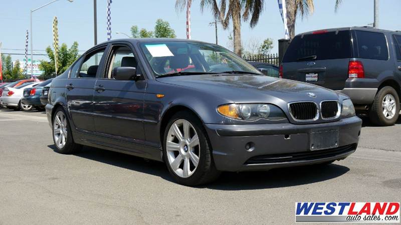 2002 bmw 3 series 325i 4dr sedan in fresno ca westland. Black Bedroom Furniture Sets. Home Design Ideas