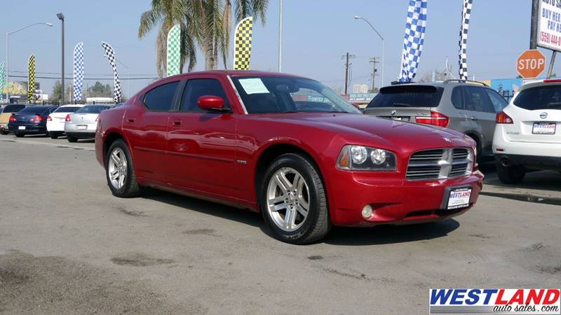 2006 Dodge Charger Rt In Fresno Ca Westland Auto Sales