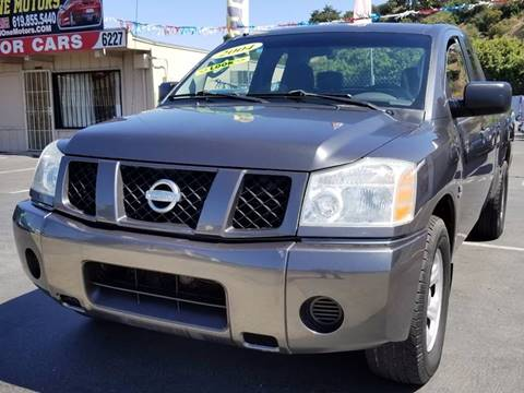 2004 Nissan Titan for sale in San Diego, CA