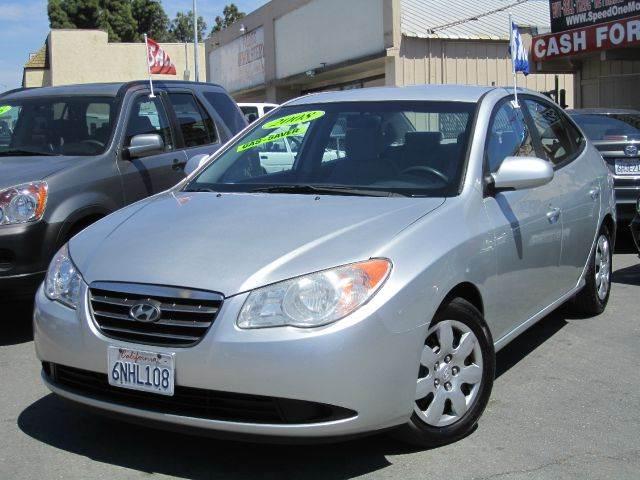 2008 Hyundai Elantra Gls 4dr Sedan 4a In San Diego Ca Speed One Motors