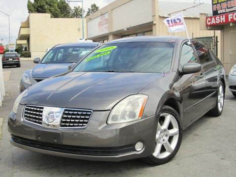 2005 Nissan Maxima For Sale In San Diego, CA