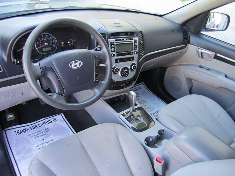 Hyundai santa fe 2009 interior car info - Santa fe hyundai interior pictures ...