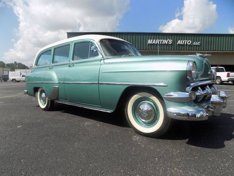 1954 Chevrolet STATION WAGON for sale at Martin's Auto in London KY