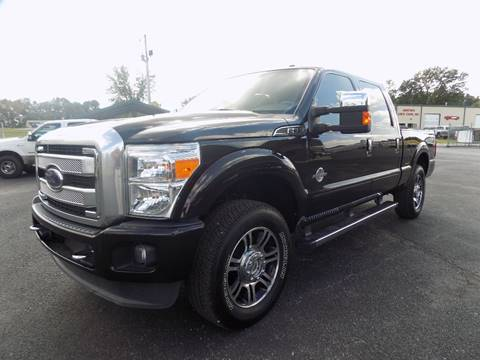 2014 Ford F-250 Super Duty for sale in London, KY