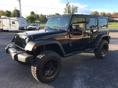 2015 Jeep Wrangler Unlimited For Sale In London, KY