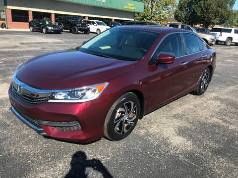 2017 Honda Accord for sale in London, KY
