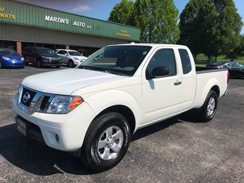 Martin's Auto - London KY - Inventory Listings