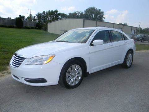 2012 Chrysler 200