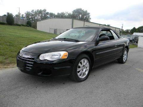 2005 Chrysler Sebring for sale at Martin's Auto in London KY