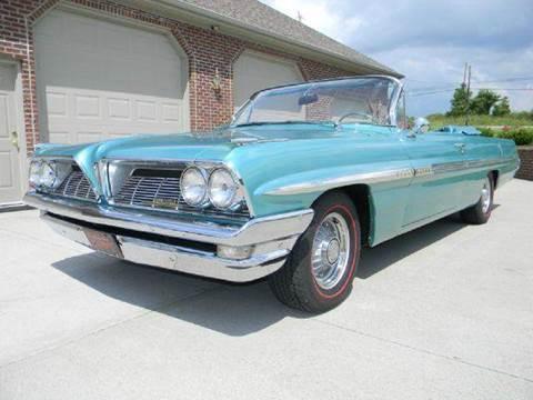 1961 Pontiac Bonneville for sale at Martin's Auto in London KY