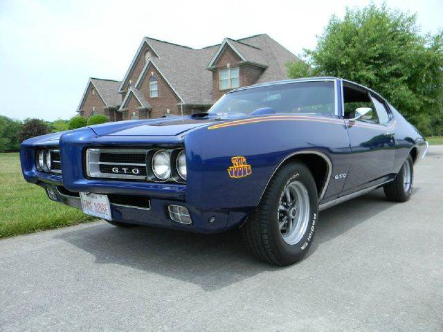 1969 pontiac gto judge in london ky martin s auto