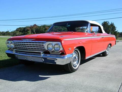 1962 Chevrolet Impala for sale in London, KY