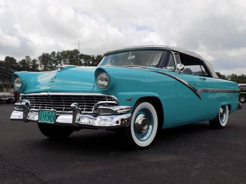 1956 Ford Fairlane for sale in London, KY