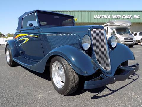 1934 Ford Cabriolet  for sale in London, KY
