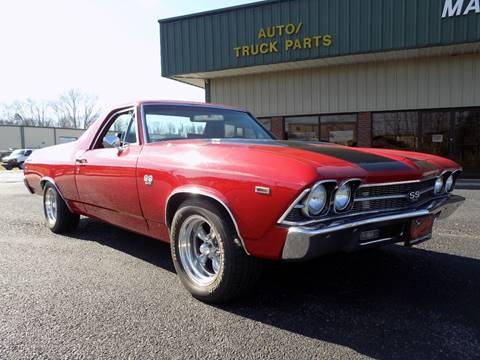 1969 Chevrolet El Camino for sale in London, KY