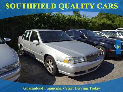 1998 Volvo S70 for sale in Detroit, MI