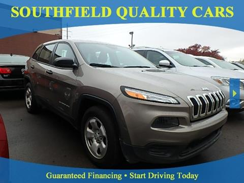 Southfield Quality Cars >> SOUTHFIELD QUALITY CARS - Bad Credit Car Loans - DETROIT ...