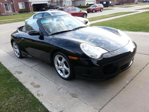 2004 Porsche 911 for sale in Detroit, MI