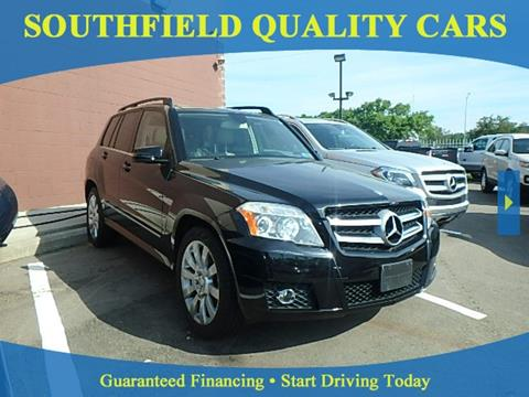 2011 Mercedes-Benz GLK for sale in Detroit, MI