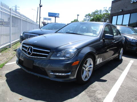 2014 Mercedes-Benz C-Class for sale at SOUTHFIELD QUALITY CARS in Detroit MI