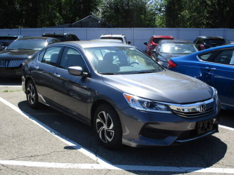 2017 Honda Accord for sale at SOUTHFIELD QUALITY CARS in Detroit MI
