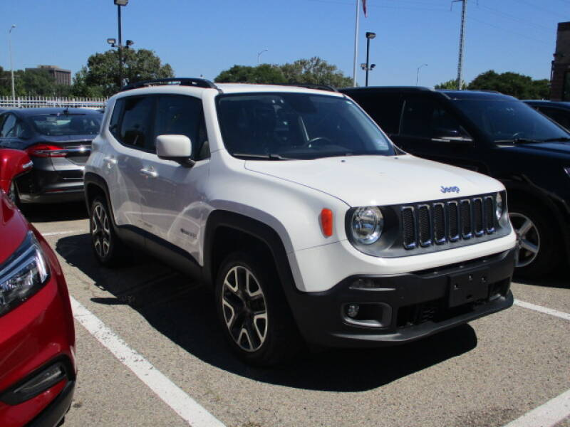 2015 Jeep Renegade for sale at SOUTHFIELD QUALITY CARS in Detroit MI