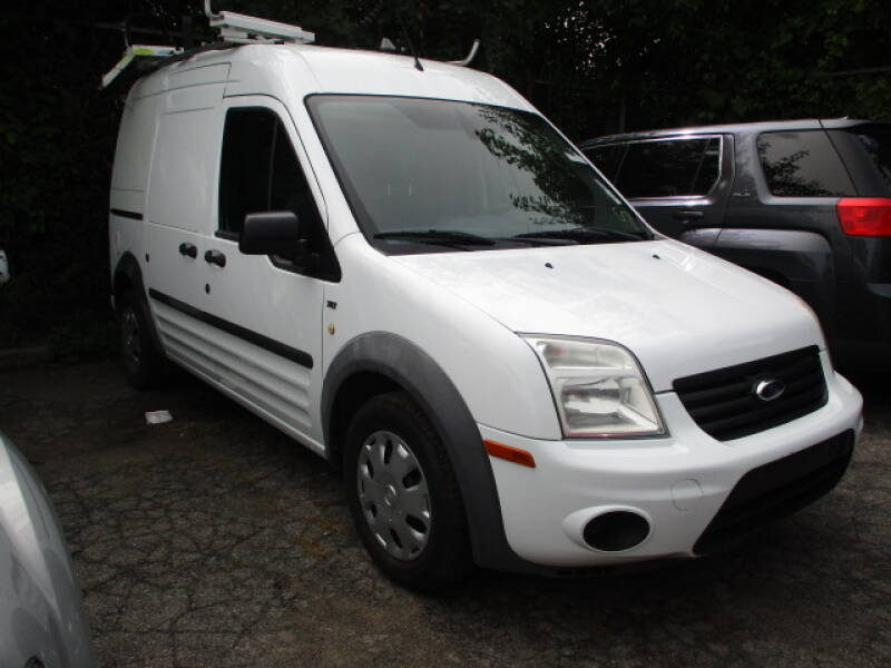 2013 Ford Transit Connect for sale at SOUTHFIELD QUALITY CARS in Detroit MI