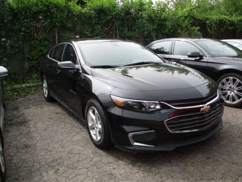 2018 Chevrolet Malibu for sale at SOUTHFIELD QUALITY CARS in Detroit MI