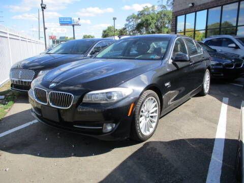 2011 BMW 5 Series for sale at SOUTHFIELD QUALITY CARS in Detroit MI