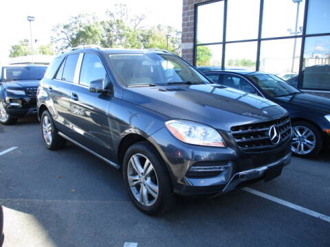 2013 Mercedes-Benz M-Class for sale at SOUTHFIELD QUALITY CARS in Detroit MI