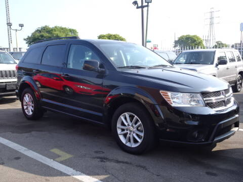 2015 Dodge Journey for sale at SOUTHFIELD QUALITY CARS in Detroit MI