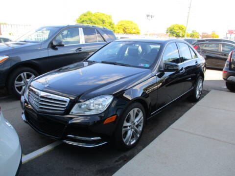 2013 Mercedes-Benz C-Class for sale at SOUTHFIELD QUALITY CARS in Detroit MI