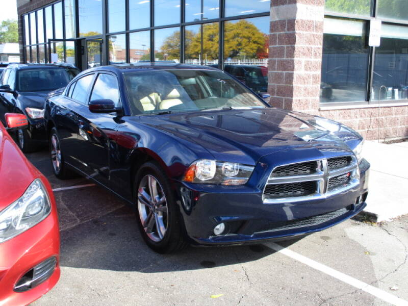 2014 Dodge Charger for sale at SOUTHFIELD QUALITY CARS in Detroit MI