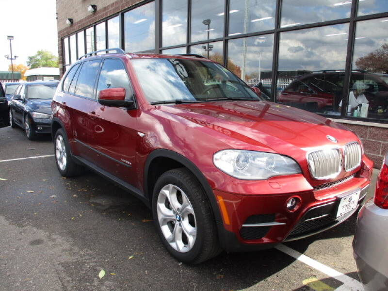 2013 BMW X5 for sale at SOUTHFIELD QUALITY CARS in Detroit MI