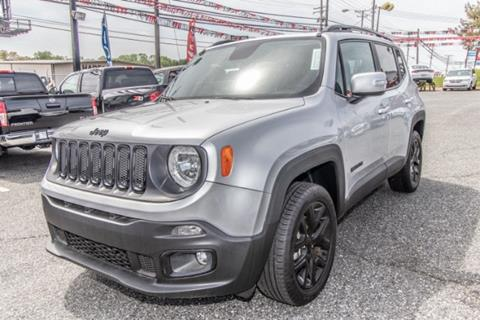 2017 Jeep Renegade for sale in Glen Burnie, MD