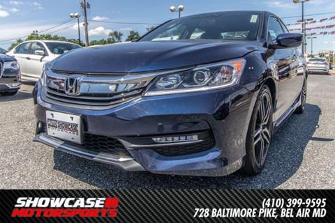2017 Honda Accord for sale in Glen Burnie, MD