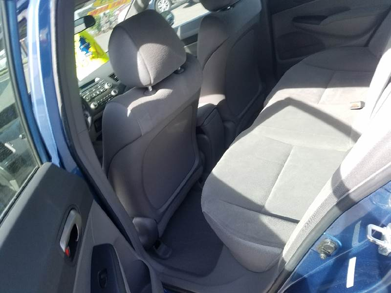 2008 Honda Civic LX 4dr Sedan 5A - Indian Orchard MA