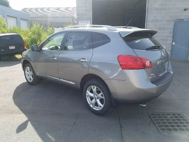 2011 Nissan Rogue AWD SV 4dr Crossover - Indian Orchard MA