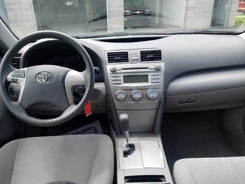 2011 Toyota Camry LE 4dr Sedan 6A - Indian Orchard MA