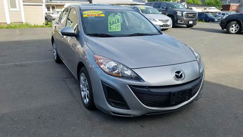 2010 Mazda MAZDA3 for sale at Pafumi Auto Sales in Indian Orchard MA