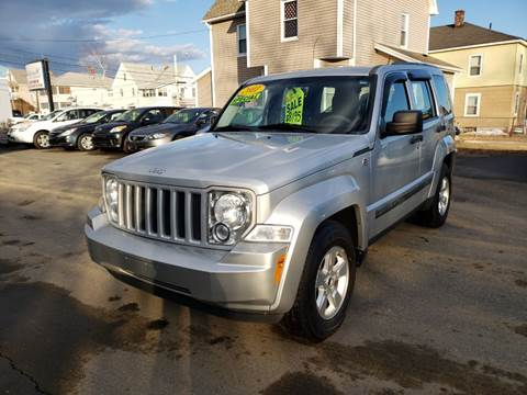 2011 Jeep Liberty for sale in Indian Orchard, MA