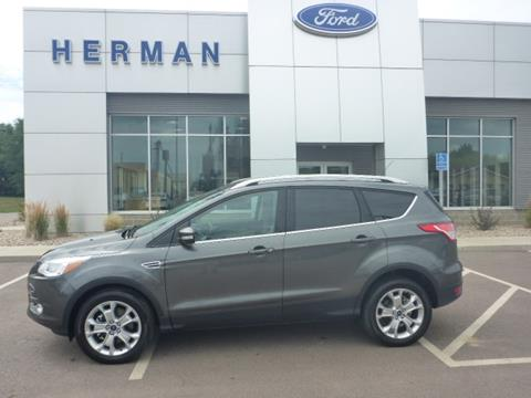 2016 Ford Escape for sale in Luverne, MN