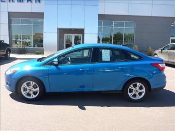 2013 Ford Focus for sale in Luverne, MN